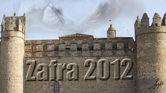 Concurso de caballos árabes Zafra 2012