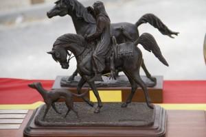 Campeonato Nacional de potras de caballos árabes