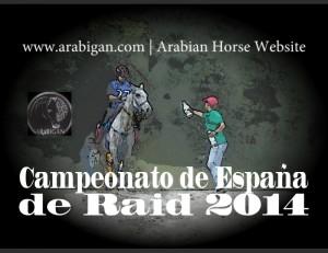 Arabigan.com campeonto de España de endurance raid