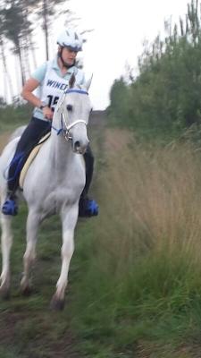 Laia Vaqué Y Galeno Longo en Pontonx-sur-l'Adour