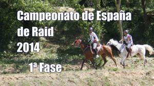 campeonato de españa de raid fase 1