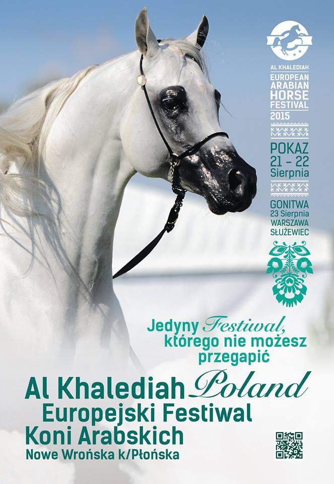 al khalediah arabian horse