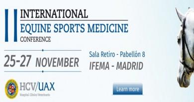 congreso de medicina equina deportiva