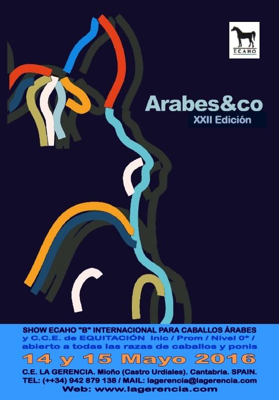 concurso arabesco la gerencia arabigan
