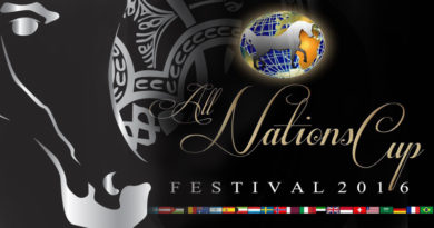 All Nations Cup arabigan : Arabian horse show