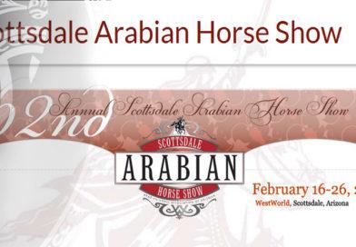 Show de caballos árabes de Scottsdale 2017