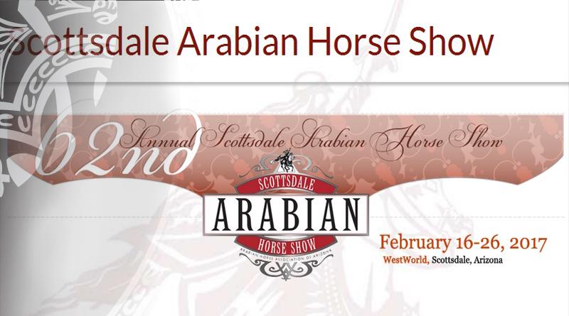 caballos arabes scottsdale