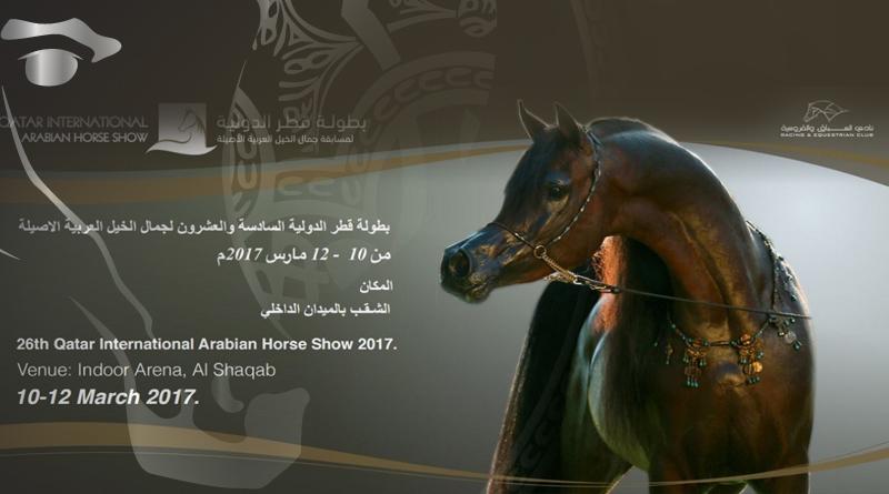 morfologico de caballos arabes de Qatar