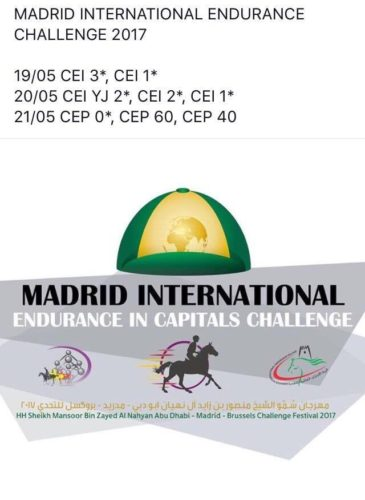 Madrid international endurance challenge