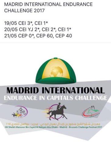 Madrid international endurance challenge
